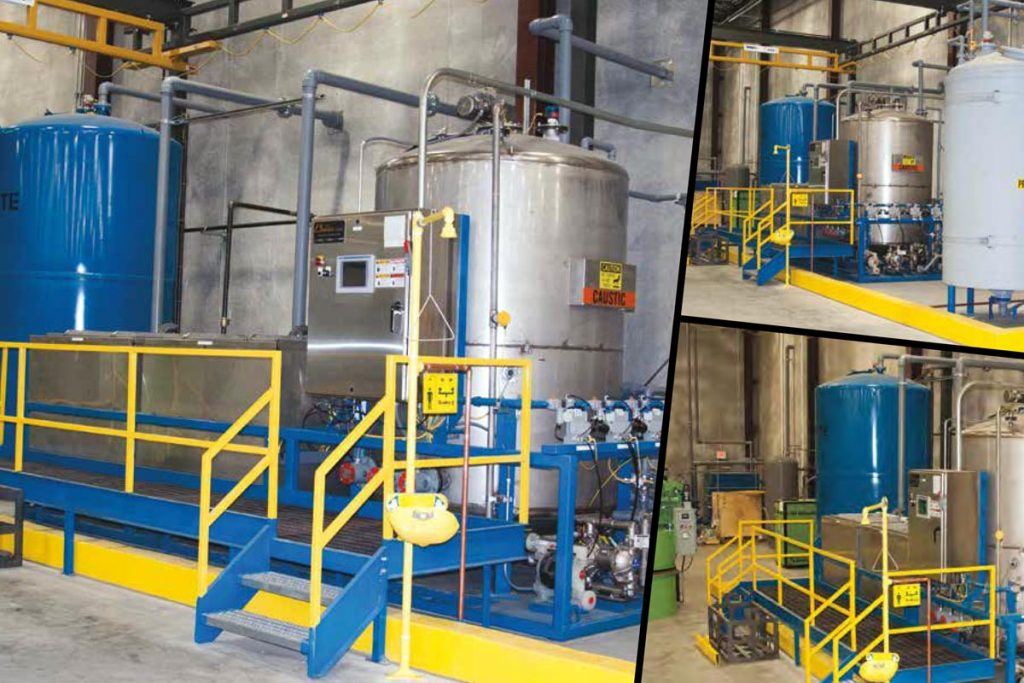 Automatic Die Cleaning Systems Extrusion