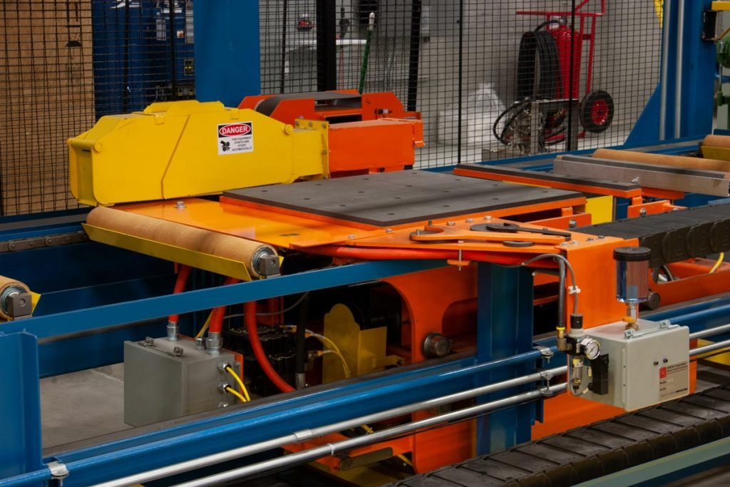 Mini Slat Conveyors Belco Extrusion