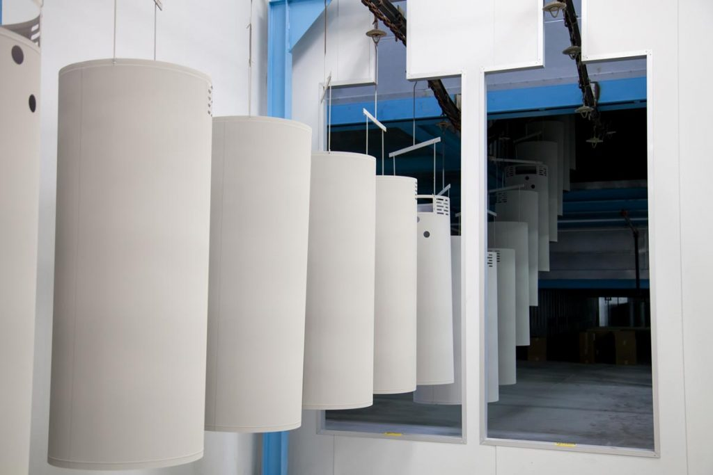 Powder Coating Systems Belco Extrusion